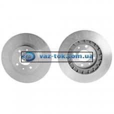 Диски тормозные ВАЗ 2112 передний вентилируемый TRW
