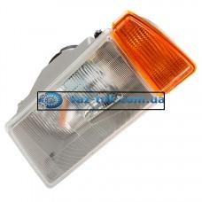 Фара ВАЗ 2108 левая оранж. указатель Освар