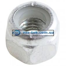 Гайка кардана ВАЗ 2101 М8 с нейлоновым кольцом БелЗАН, Автонормаль