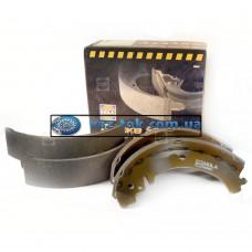 Колодки тормозные ВАЗ 2101-2107,2121-2123 задние BR801 HOLA