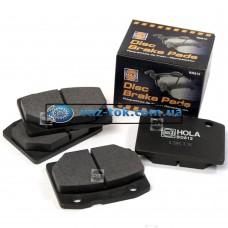 Колодки тормозные ВАЗ 2101-2107 передние BD812 Hola