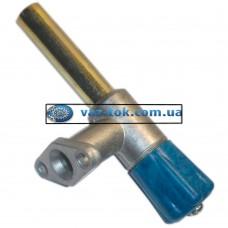 Кран отопителя 2101 водопроводный с трубкой Россия