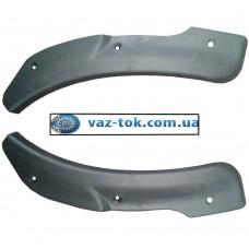 Накладки крыла (закаты) ВАЗ 2108 Пластик-Сызрань