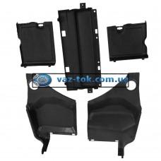 Обивка багажника ВАЗ 21099 пластик Пластик-Сызрань