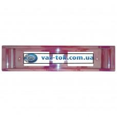 Рамка номера ВАЗ 21099 Пластик-Сызрань