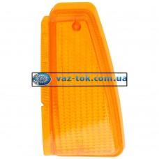 Рассеиватель указателя поворота ВАЗ 2108 левый желтый Формула света