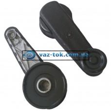 Ручка стеклоподъемника ВАЗ 2108 железная Пластик-Сызрань