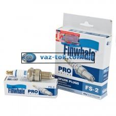 Свеча зажигания ВАЗ 2108 3-х электродная Finwhale
