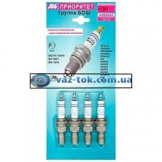 Свечи зажигания ВАЗ 2101 А-17ДВР APS Bosch
