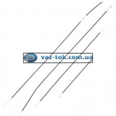 Тросики печки ВАЗ 21083 низкая панель  4шт ДААЗ