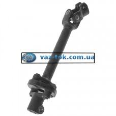Вал рулевого управления ВАЗ 2110 32,4см карданный промежуточный Авто-ВАЗ
