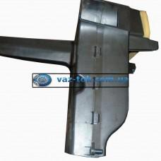 Воздуховод панели приборов ВАЗ 2170 низ Пластик-Сызрань